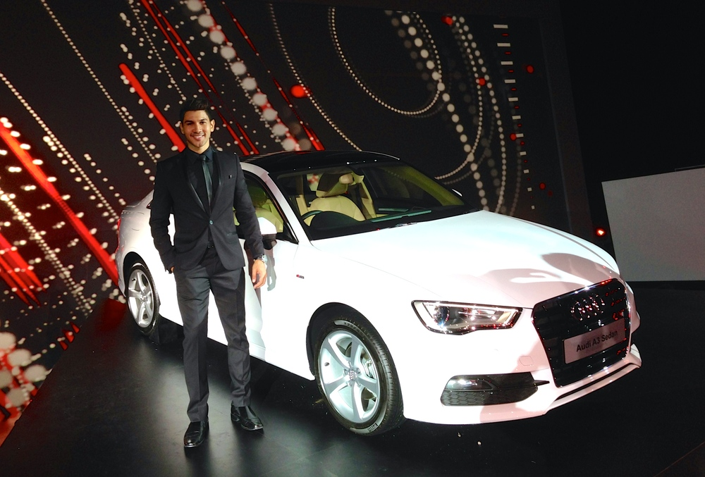 MC, Audi Cars, Mumbai, India