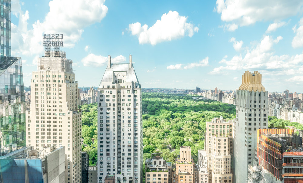 Over Central Park
