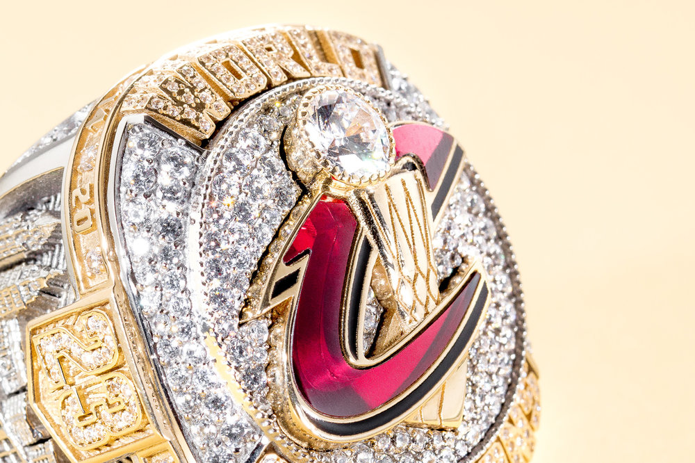 Cleveland Cavs World Championship Ring