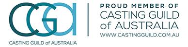 Casting Guild of Australia Email Signature Logo