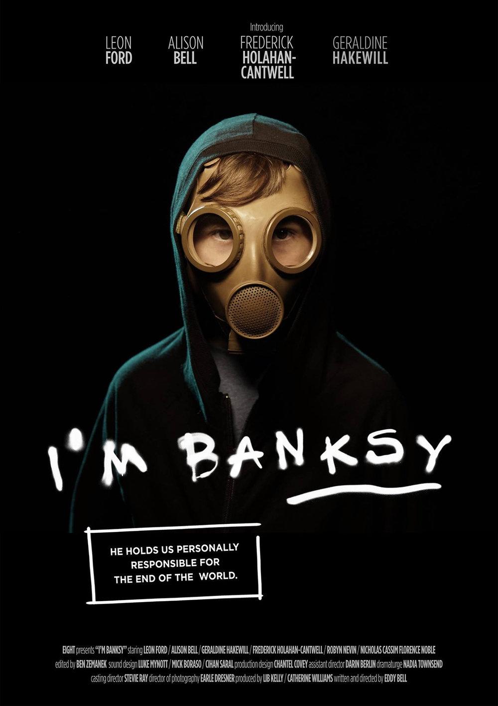 I'm Banksy