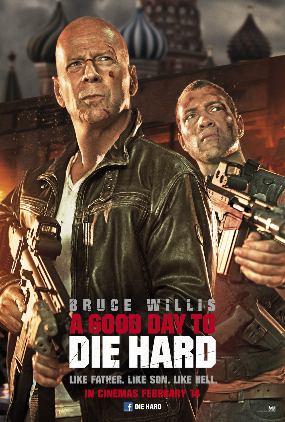 A Good Place To Die Hard (Casting Australia)