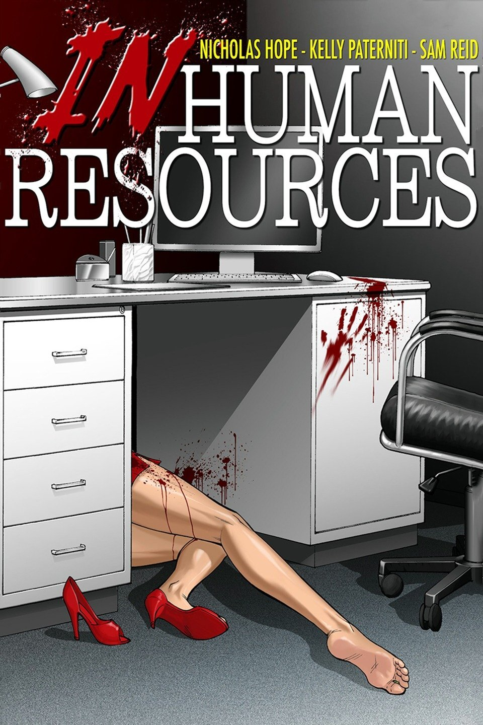 Redd Inc. (a.k.a. Inhuman Resources)