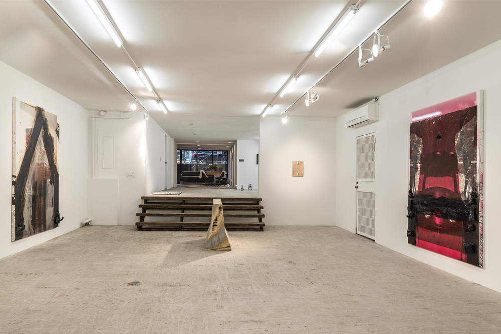 The Inaugural    Installation view May 29 - July 12, 2015