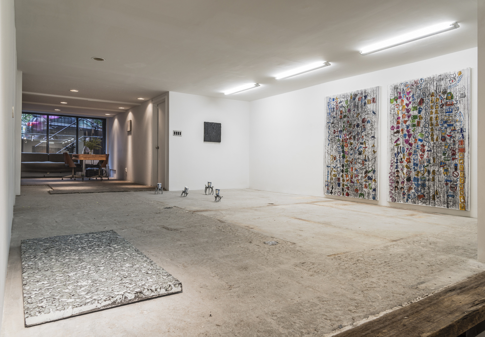The Inaugural   Installation view