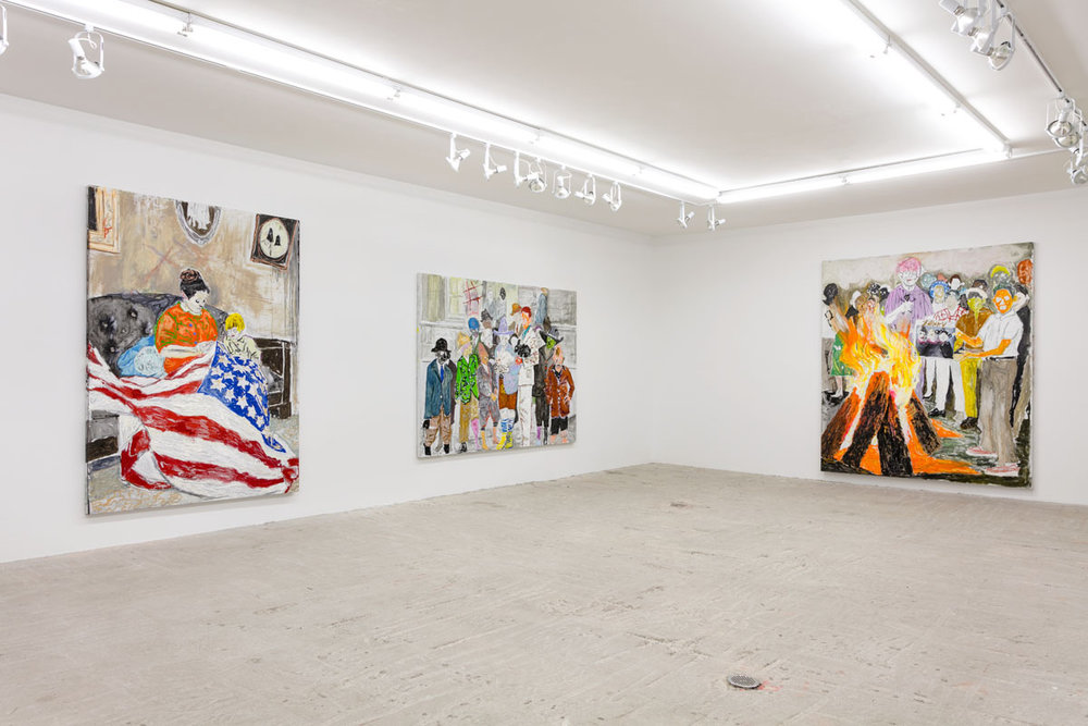 Farley Aguilar   Bad Color Book   Installation view at Lyles & King