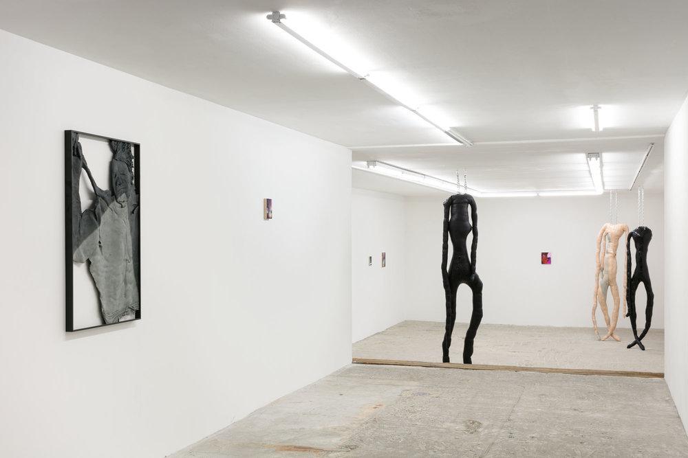 Lucy Kim, Rachel LaBine, Isabel Yellin   Installation view