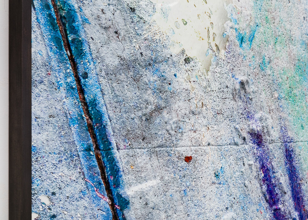 Ethan Greenbaum   Windows and Doors , 2018  Detail view