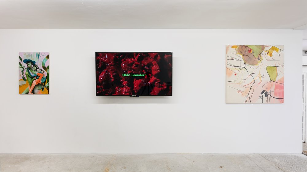 Dead Eden   Installation view
