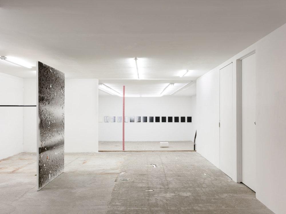 Thomas Fougeirol, Jo-ey Tang, Harold Edgerton   Bullet Through Glass   Installation view at Lyles & King  New York, US  March 25 - April 30, 2017