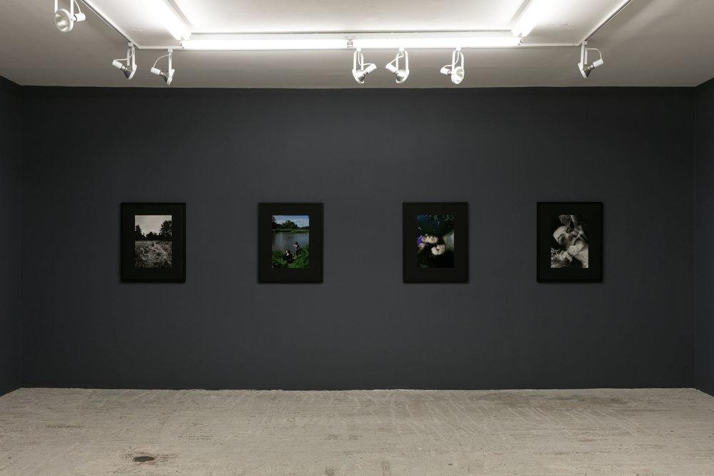 Aneta Grzeszykowska   Mama   October 14 - November 18, 2018  Installation view