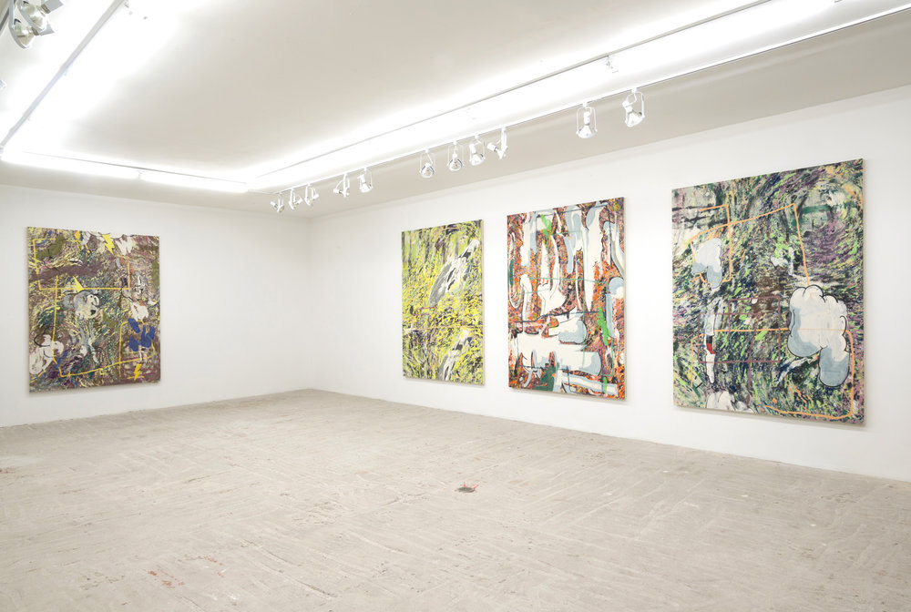 Chris Hood   Slow Drag in Margaritaville   Installation view at  Lyles & King  New York, US  September 8 - October 4, 2015