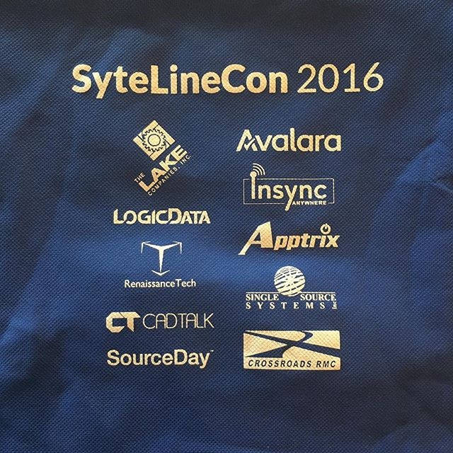 Fellow #slcon2016 sponsors. Great companies!