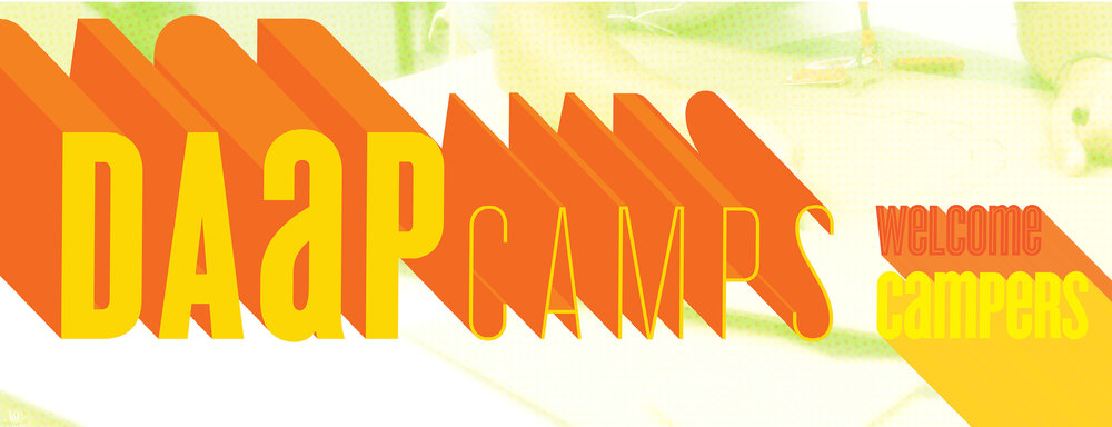 2013 DAAPcamps design