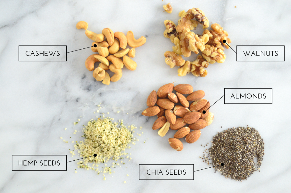 Healthy Fats | Nuts and Seeds