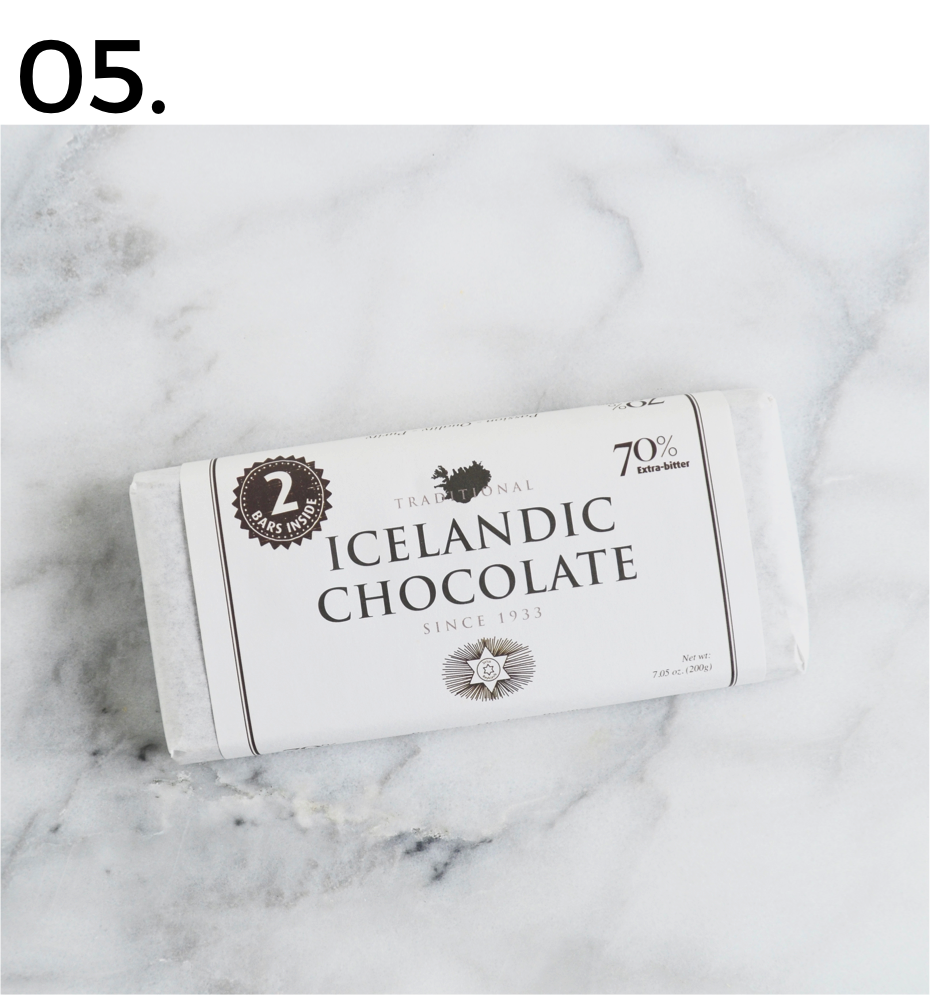 Icelandic Chocolate