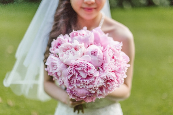 The Language of Flowers - Wedding flowers and their meanings...