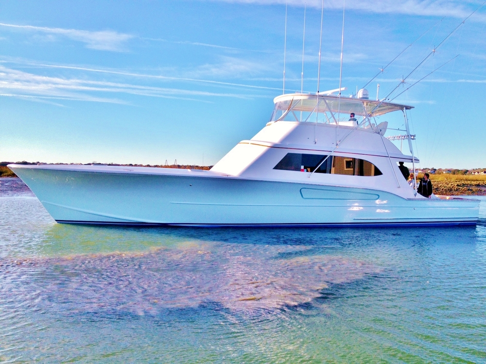 The Sportfishing Yacht COMPROMISE Is A 2005 Paul Mann 65 Custom Built For Luxury While Competing In World Class Sport FishingWe Are USCG Approved 6