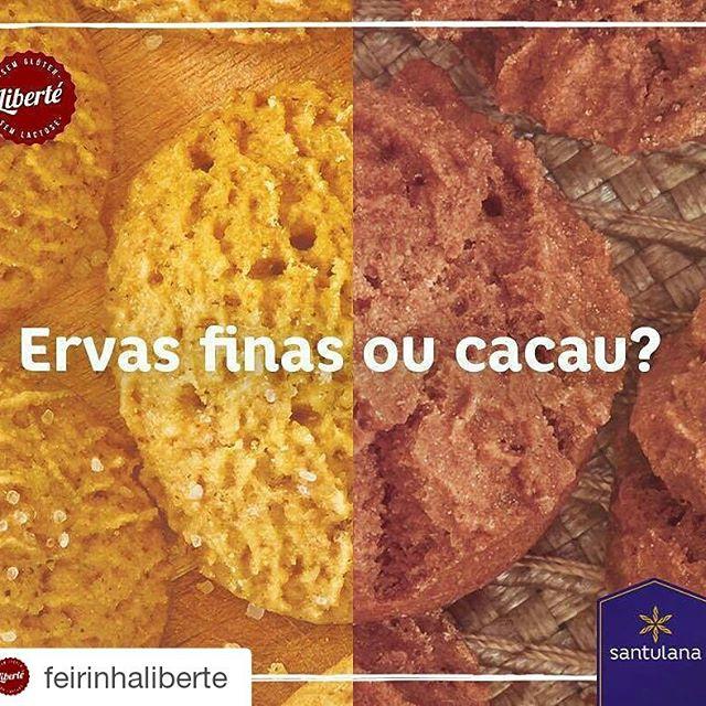 Hoje tem Santulana na Feirinha Liberté no espaço Beta Food do Shopping Total em Porto Alegre! Estaremos lá das 15hs às 19hs apresentando nossos produtos, batendo um papo com quem gosta de levar uma vida saudável e curtindo a vibe incrível desse evento.  Passa lá pra dar um oi! 😉🎶🍪 #Repost @feirinhaliberte with @repostapp ・・・ Os biscoitinhos saudáveis da Santulana fizeram sucesso na primeira Feirinha, e estarão presentes mais uma vez na segunda edição! Difícil dizer qual é o melhor - ervas finas ou cacau? #vaiternafeirinha #santulana #semglutensemlactose #semconservantes #novidade #comidadeverdade #vemcomagente #glutenfree #santulananaliberte