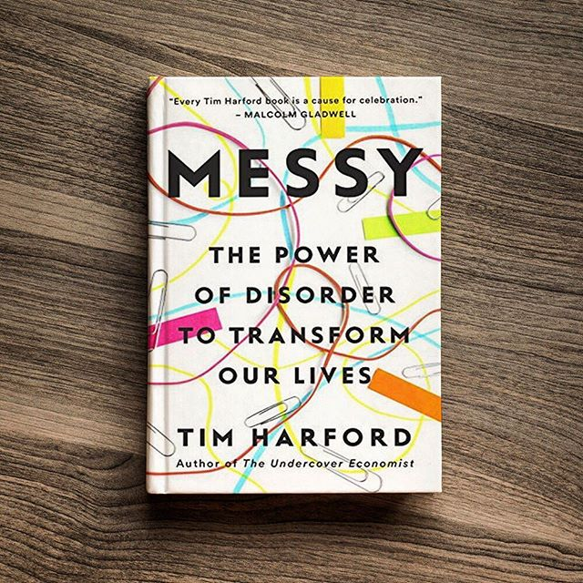 Our latest #bookreview tells you why businesses and brands should get messy.  Check it out on our #blog.