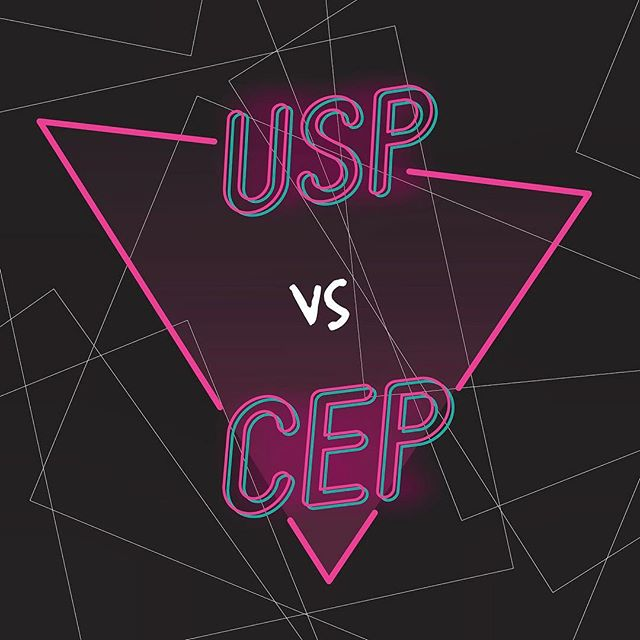 Will you still believe in the power of a USP after you've read our latest blog article?  Sciencefiction.agency/blog/usp-vs-cep  #advertising #brands #sciencefictionagency