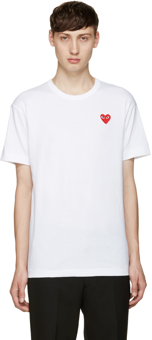 The popular Japanese brand has left its mark on the industry for decades with its signature nuance logo. You've probably seen this styled among the ranks of Drake and Kanye West. Cop now at SSense.com