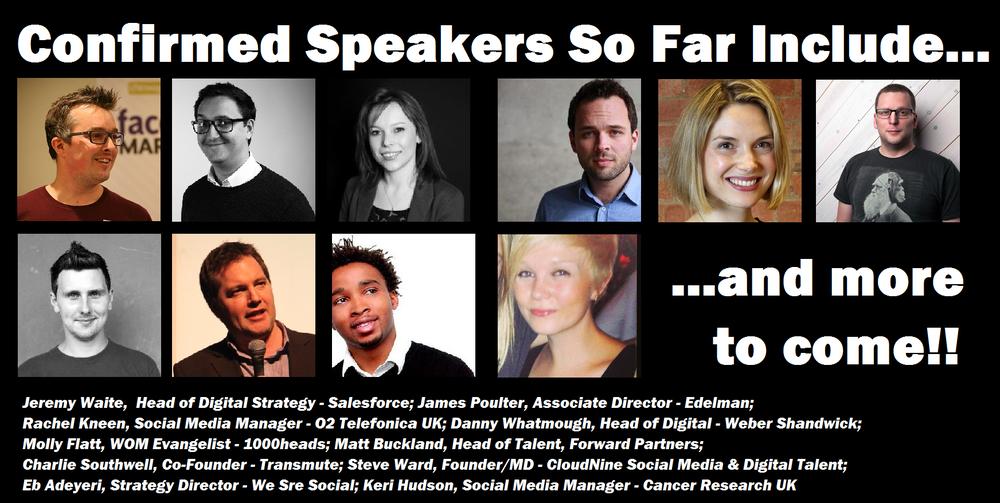 Mydigitalcareer speakers