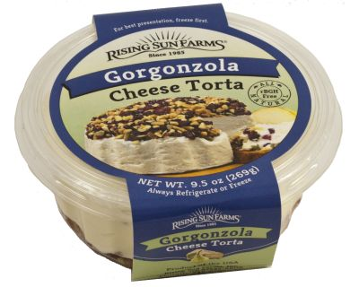 Gorgonzola Cheese Torta 9.5 oz.