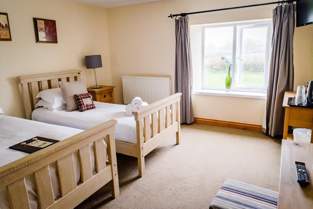Twin Room B&B in Bristol