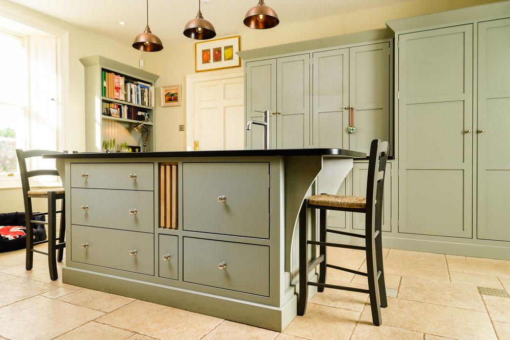 Somerset Kitchen install