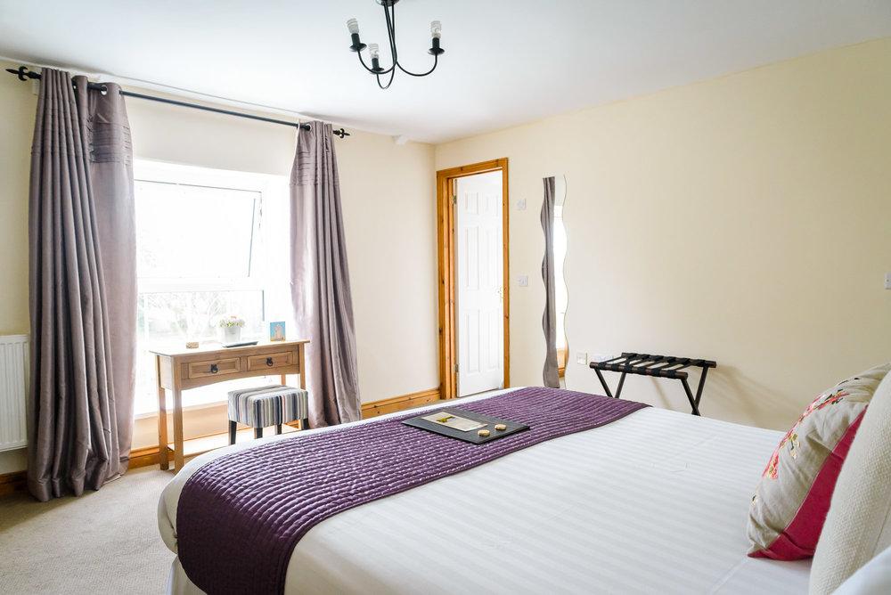 Hotel double room Bristol
