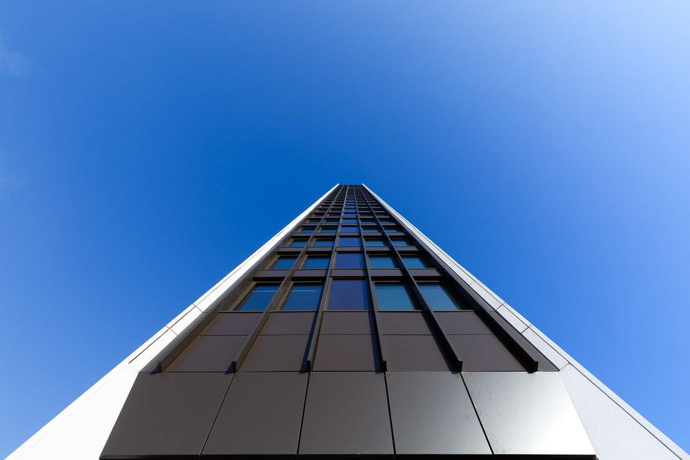 London window installation