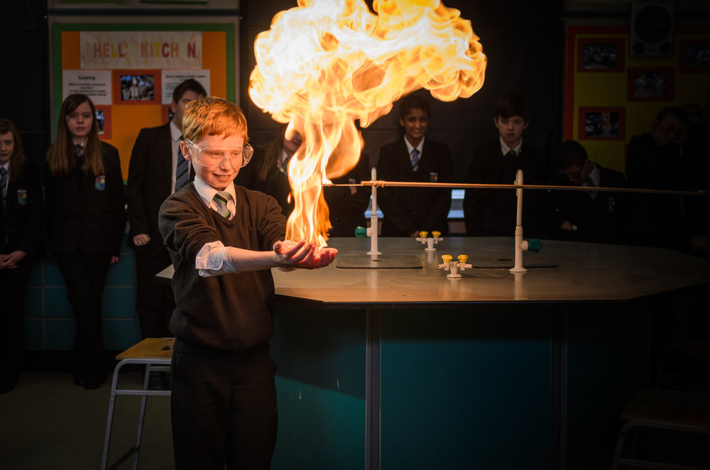 School Prospectus Science