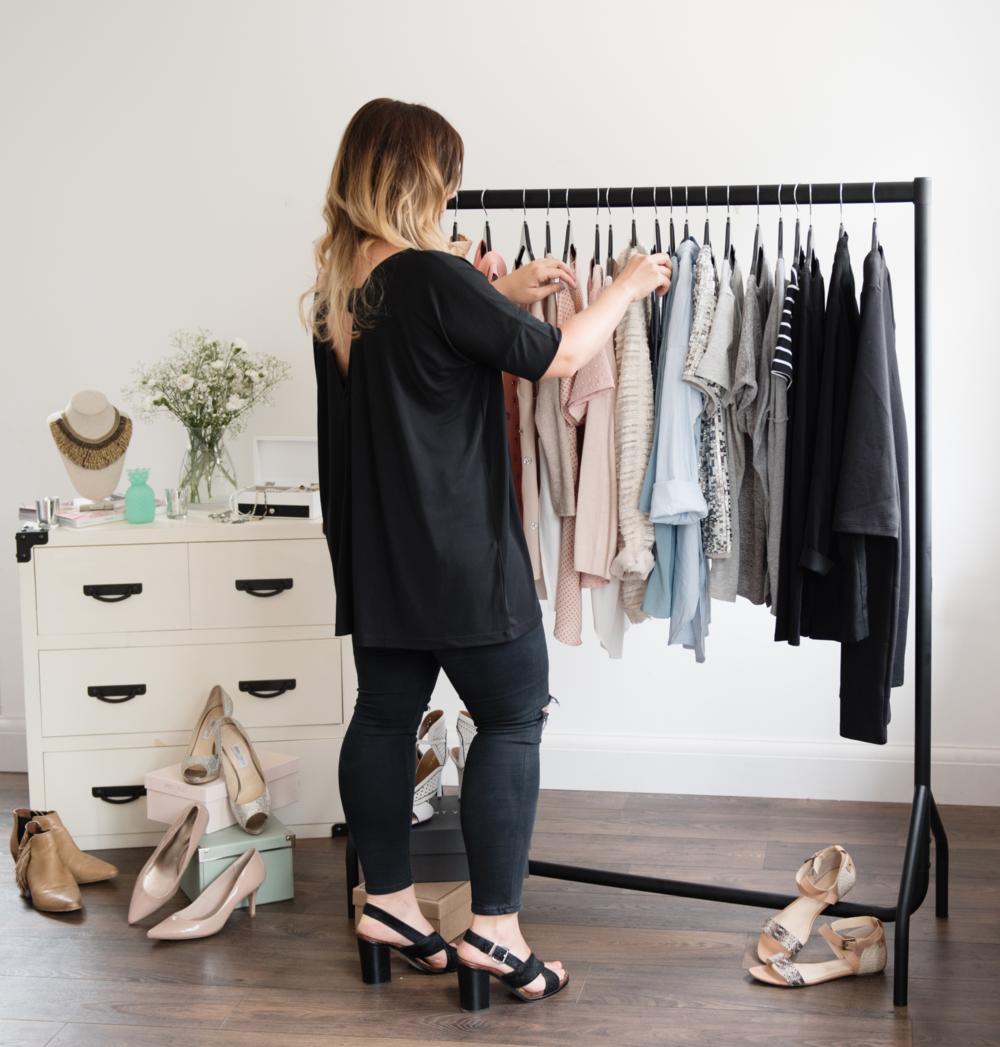 Personal clothes shopper online