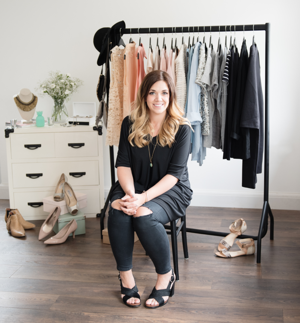 Lauren Lovett, Owner and Personal Stylist
