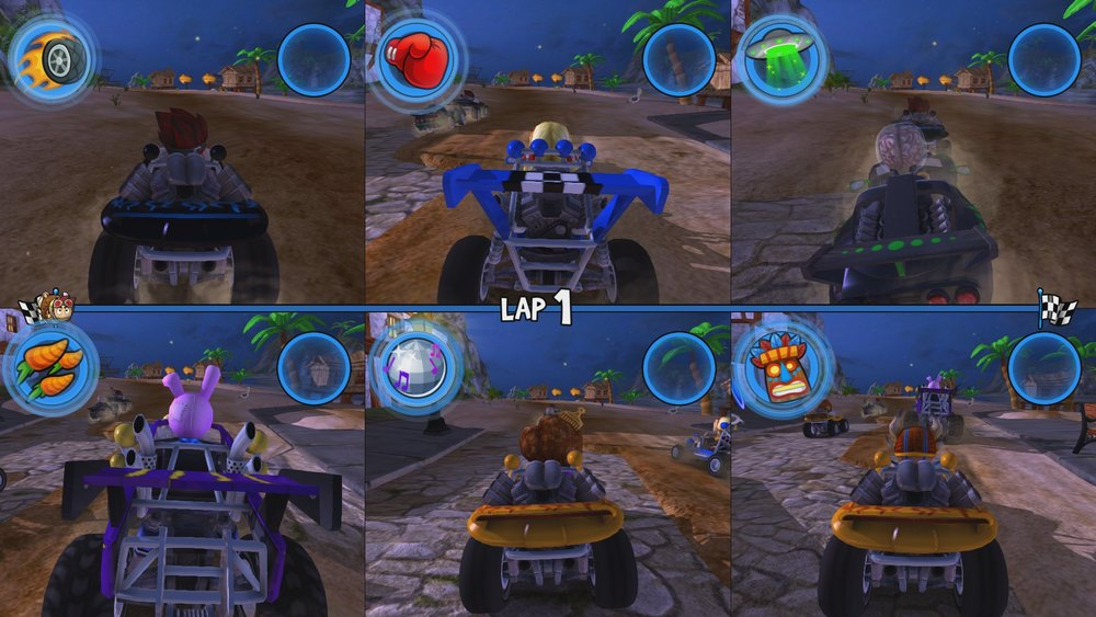 Beach Buggy Racing 2 mod apk download for pc, ios and android