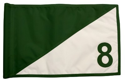 Top of the line flags.  Nothing but the best for our Duffers!