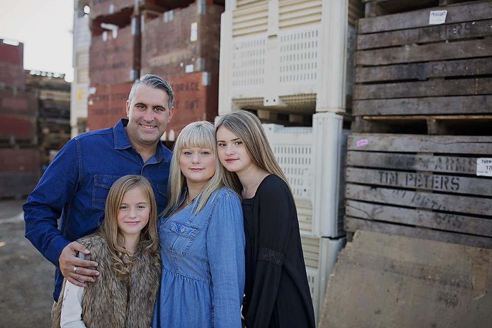 The Misner Family