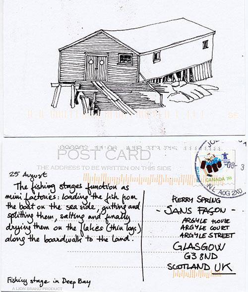 Postcard number 11