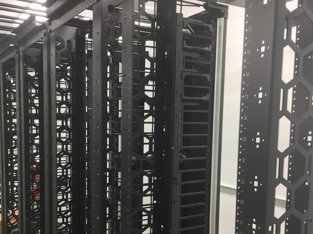 Ortronics Server Rack Solution