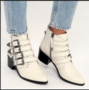 Steve Madden - I love these boots by Steve Madden. Perfect for shooting photography in!