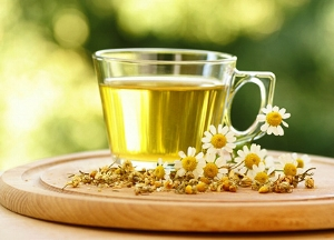 Chamomile tea should be a store cupboard essential for families