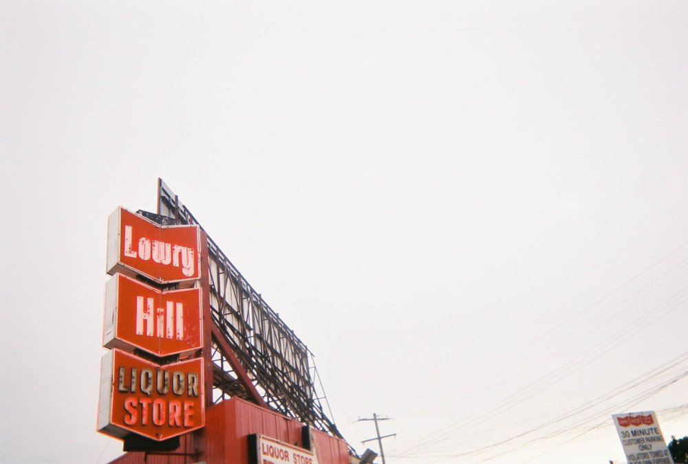 Minneapolis was full of old signs like these. This particular one was one of our favourites.