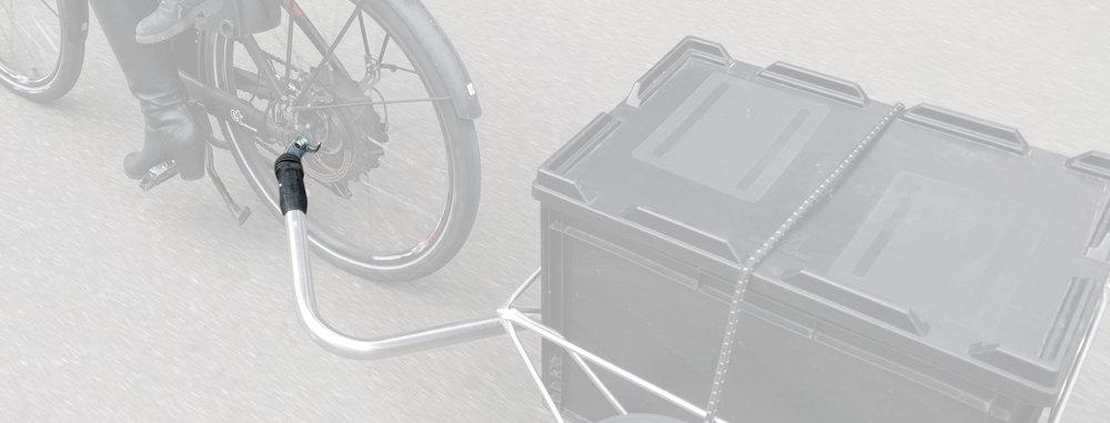 Weberkupplungen  -  Spielfrei, einfach zu bedienen und bei Bedarf abschliessbar.
