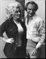 Kenneth Hari with Dolly Parton