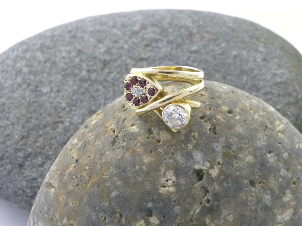 My Life Engagement ring