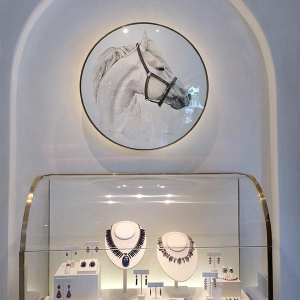 Irene Neuwirth, Flagship Store
