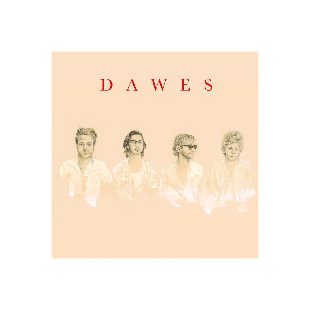 DAWES, Album Cover, 2009