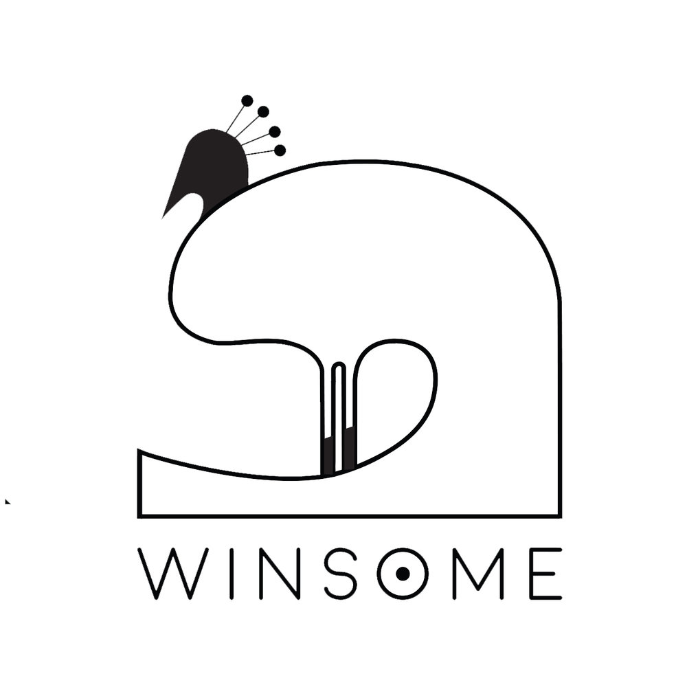 Logo & Branding for Winsome Restaurant,Los Angeles 2014