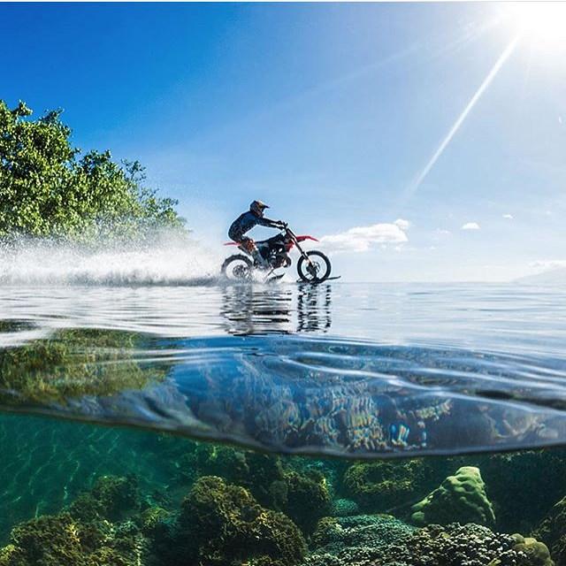 Still not old #moto #ski #water #surf #mx @robbiemaddison @dc_moto @redbull @ktmusa @srfrx @surfaceproducts @redbull_surfing @oakleysurfing @alpinestars @mrm_usa @westonpeick @wienerschnitzel